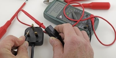 PAT Testing electrical equipment